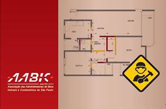 Obras em Condomínios e a ABR 16.280 (AABIC 07)